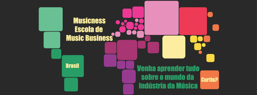 Nova turma de Fundamentos de Music Business todos os Sábados das 9h as 13h! Ligue 119 7212 1819
