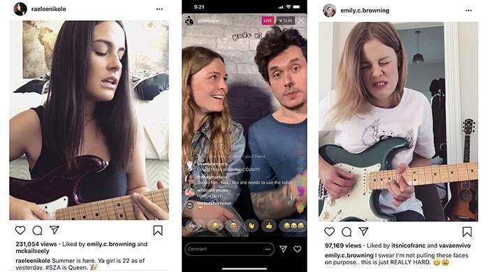 Como crescer sua base de fans no Instagram e Spotify